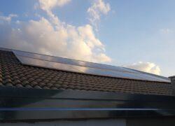 Rede Solar - Sistema da Sede