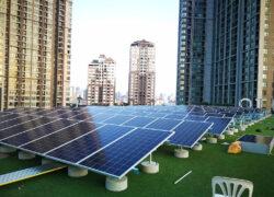 Energia fotovoltaica para condomínios