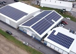 Galpões com energia solar fotovoltaica